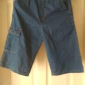 Джинсовые шорты,мягкая приятная ткань, весна,лето.Нюанс.