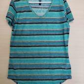 Tako Fashion футболка в полоску М 40-42