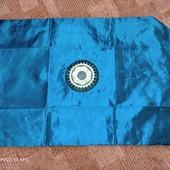 Декоративная наволочка с вышивкой