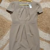 Стильное платье-футляр F&F, размер 14
