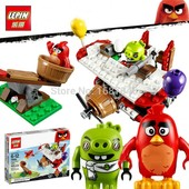 Конструктор Angry Birds 185дет