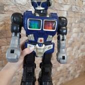 Большой робот без пульта 38см