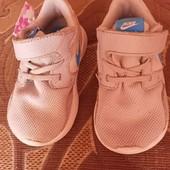 Кроссовки Nike на мальчика 21р (11см)
