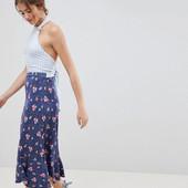 Новое актуальное летнее платье, сарафан в цветочный принт ASOS.