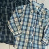 Рубашка 2 в лоте!