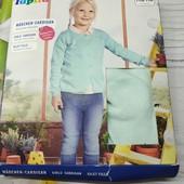 Нежнейший свитер для девочки, р 110-116, от Lupilu