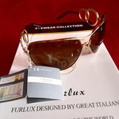 Поляризованные солнцезащитные очки, UV400, дизайнерская дужка