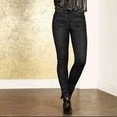 esmara.стильные стрейчевые super skinny. fit с блёстками 40+6