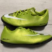 Кроссовки Nike Mercurial 38 размер стелька 24 см