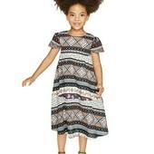 lupilu.классное лёгкое хлопковое платье  86