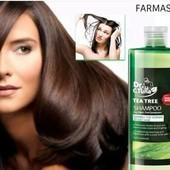 Шампунь с экстрактом чайного дерева для жирных волос 225мл .от Farmasi !
