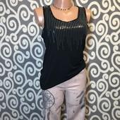 Комплект стрейчевые в принт штанишки и маечка для стильных модниц.