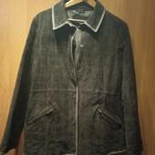 Курточка замшевая бренд Denver Hayes