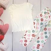 Лёгкие летние брючки Ativo 2-4г+футболка в подарок!