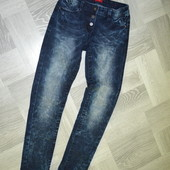 . Стан нових. джинсові джегінси стрейч на дівчинку підлітка 11-13 років