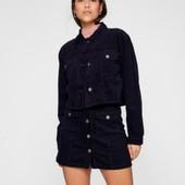 Укороченный вельветовый пиджак куртка M/L
