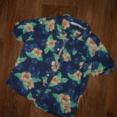Рубашка.коттон\Для мальчика H&M