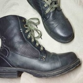 26.3-26.5 Отличные утеплённые Деми ботинки