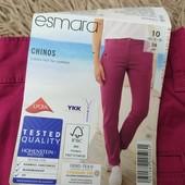 ЛЛ28. брюки chino Esmara