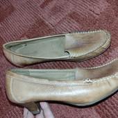 Footglove 7.5/ 49р кожаные туфли