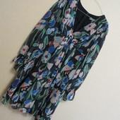 Шелковое платье John Lewis (р.L)
