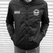 Мужская куртка бомбер, размер на выбор.