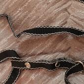 Нагрудник с поводком для кота или маленькой собачки текстильный