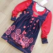 Туничка -платьице для девочек