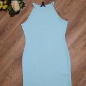 Мятное красивое платье для подростка. Много интересных лотов)