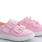 Детские слипоны - туфельки Эко кожа