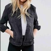 Джинсовая куртка стрейч Esmara M evro 40+6