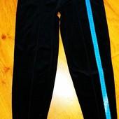 Велюровые штаны р.134-140