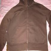 толстовка мужская коричневая 46-48р