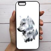 Чехол Mood с рисунком на любую модель iPhone