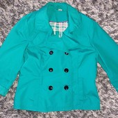Очень красивый плащ- пиджак
