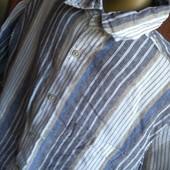 Летняя рубашка 100 процентов лен