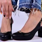 Стильные туфли, босоножки. Высокое качество!