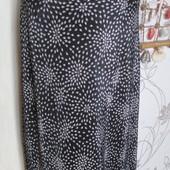 Красивая длинная модная юбка гофре на шикарные формы.