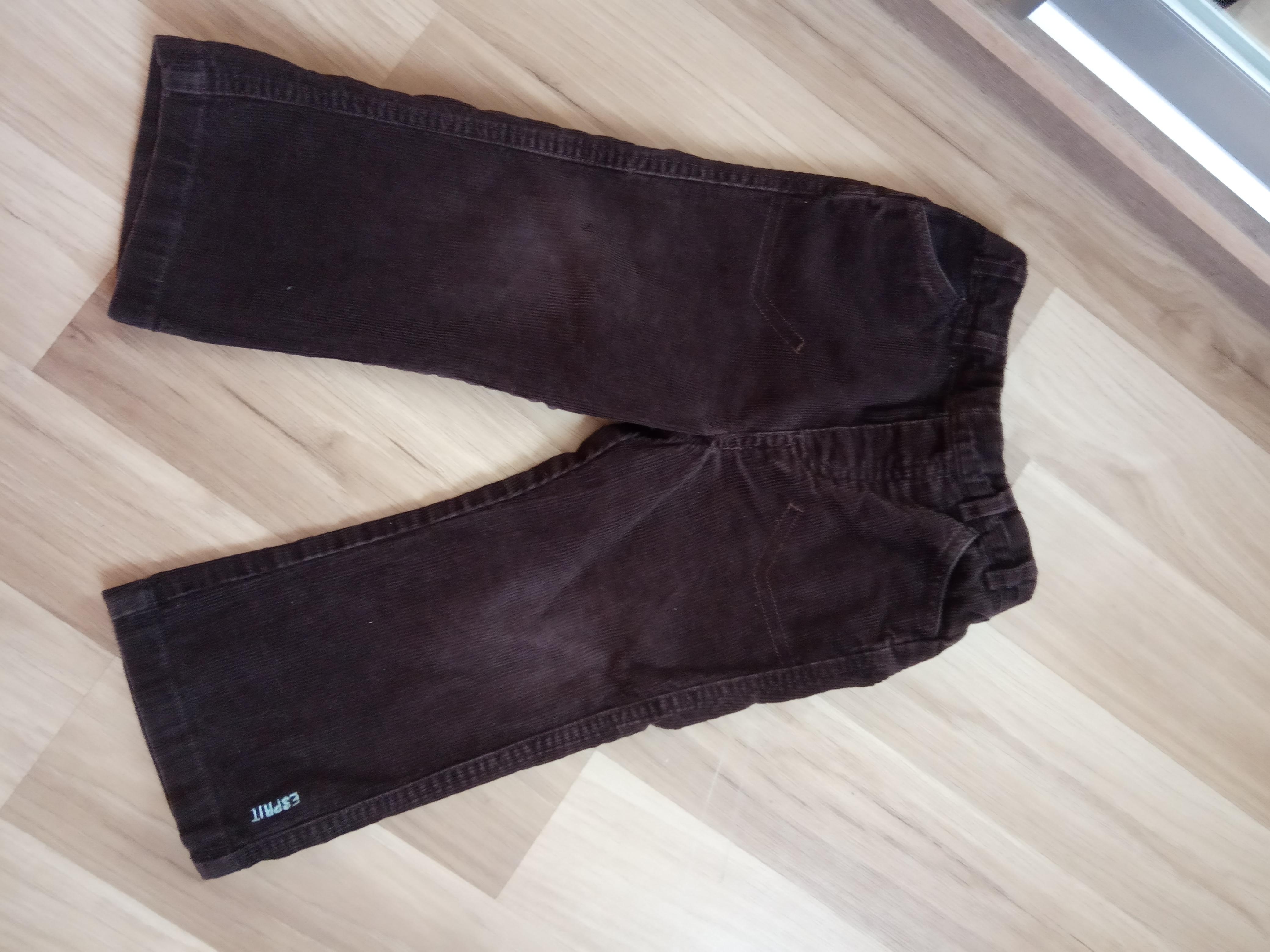 Гарні вільветові штанішки, стан чудовий, 10% знижка на УП
