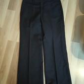 Темно сині брюки в полоску в ідеальному стані , 10% знижка на УП
