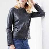 Крутая женская куртка из эко кожи 44р евро(50р наш) Tcm Tchibo Германия