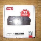Т2-тюнер (ресивер) Ergo DVB-T2 302