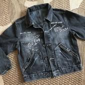Джинсова курточка Gee Jay на зріст 128