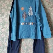 Lupilu костюм, пижама 110-116 см