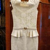 Два нарядных платья для девочки подростка
