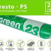 Агроволокно белое Agreen (спанбонд) плотность 23 г/м Отрез длина 6 м на 2.10 ширина.