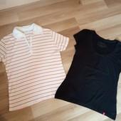 Дві фірменні футболки в одному лоті, хороший стан, 10% знижка на УП