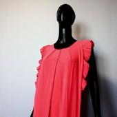 Качество! Новое! Шикарное макси платье/украшение-плиссе, от модного бренда Boohoo
