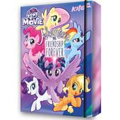 Папка для тетрадей на резинках Kite My Little pony LP17-210, картон
