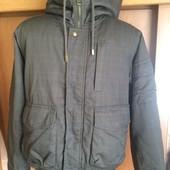 Куртка, весна, размер S. Logg by H&M. состояние отличное